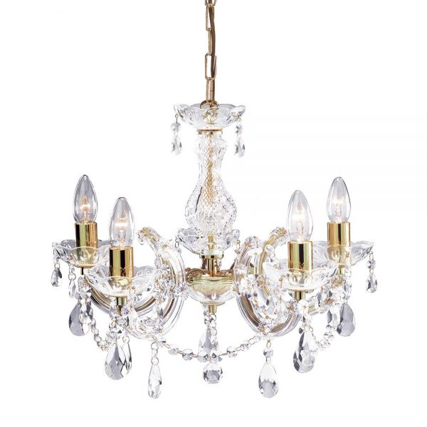 Gold crystal chandelier npm events gold crystal chandelier 2 aloadofball Image collections